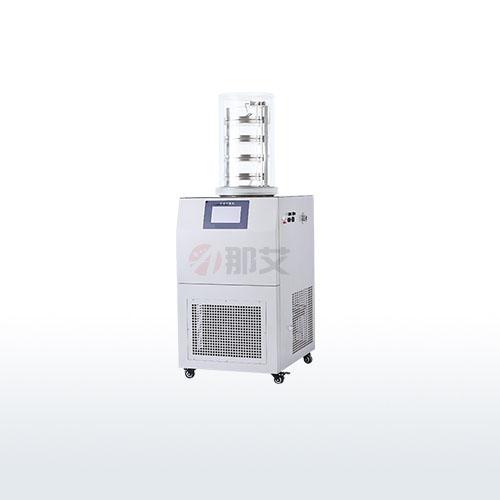 立式冻干机-电加热普通型(-80℃;0.18㎡)