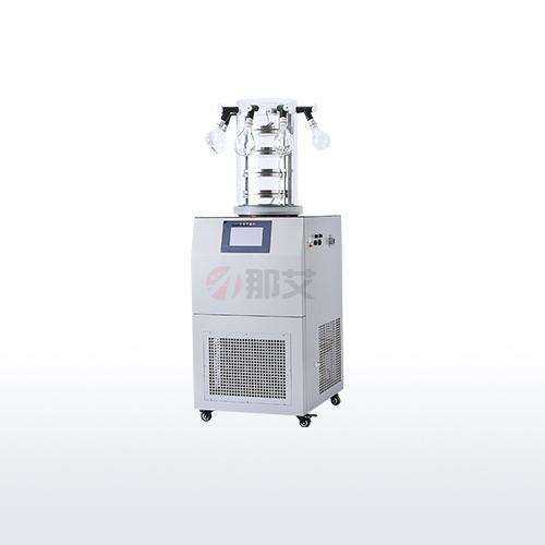 立冷冻干机-电加热挂瓶型(-80℃;0.18㎡)