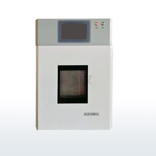 红外测温高通量智能微波消解仪