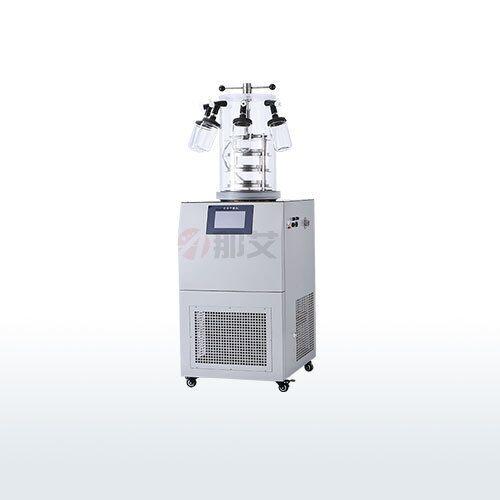 冻干机-大容量压盖挂瓶型(-80℃;0.11㎡)