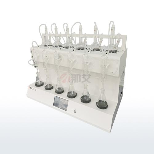 智能一體化蒸餾儀(斜面款)