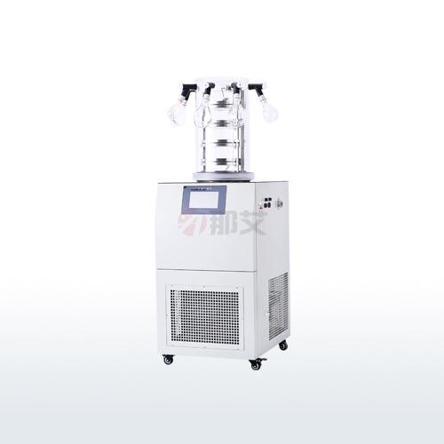 凍干機-大容量掛瓶型(-80℃;0.27)