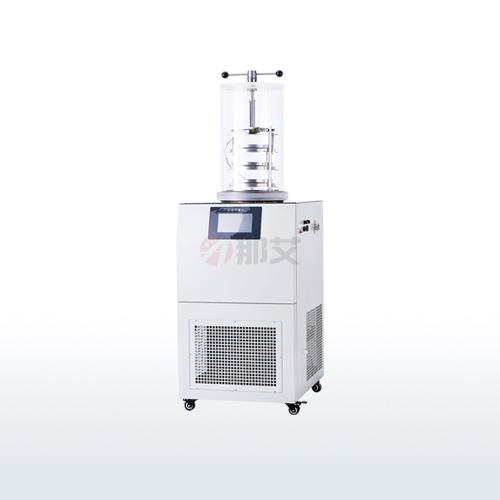 凍干機-大容量壓蓋型(-80℃;0.11)