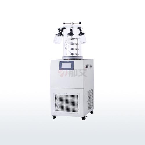 立式凍干機-電加熱壓蓋掛瓶型(-80℃;0.12)