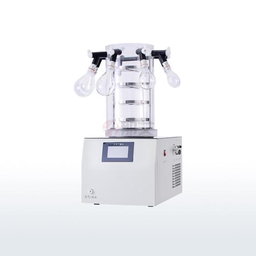 台式凍干機-掛瓶型(-50℃;0.12m2)
