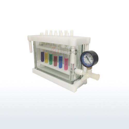 方形固相萃取仪-24孔(玻璃款)