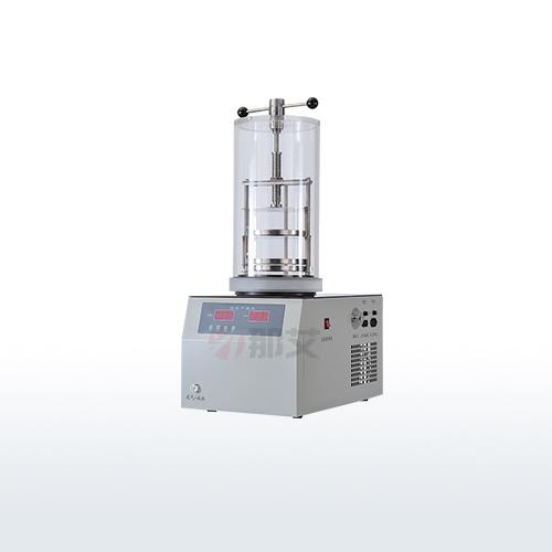 台式冻干机-压盖型(-50℃;0.08m2)
