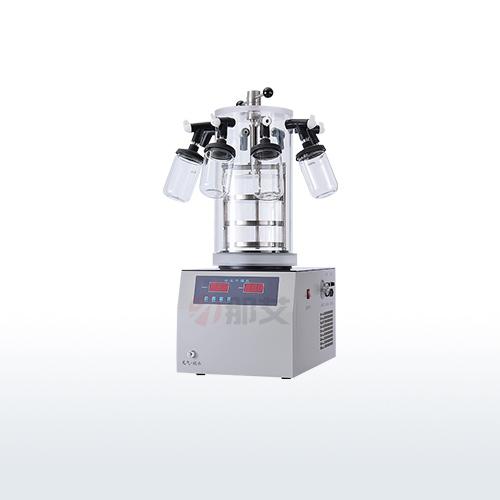 台式冻干机-挂瓶压盖型(-50℃;0.08m2)