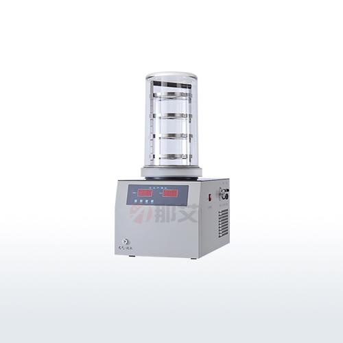 台式冻干机-普通型(-50℃;0.12m2)
