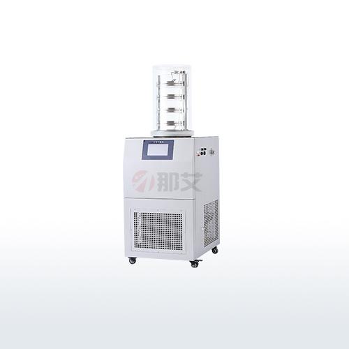 立式冻干机-普通型(-80℃;0.12m2)