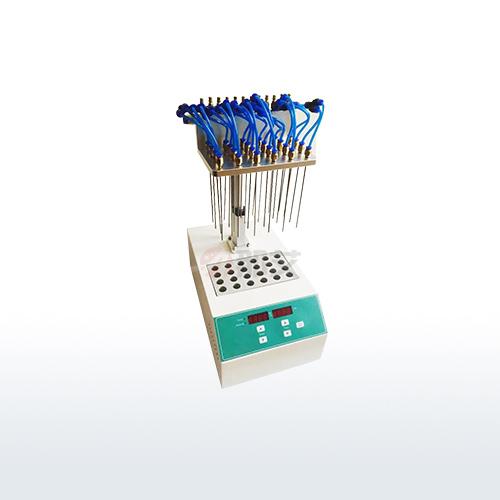 电动干式氮吹仪(12/24孔)