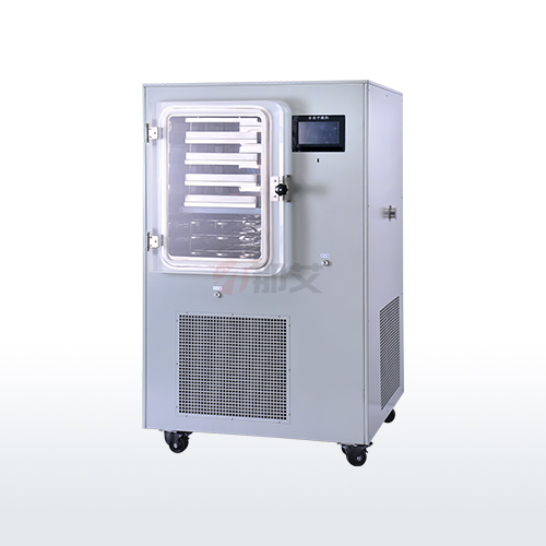 中试冻干机-硅油加热普通型(-80℃;0.4平方)