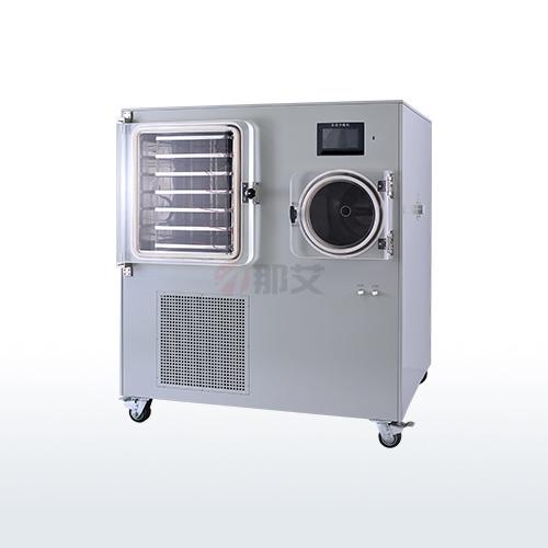 中试冻干机-硅油加热普通型(-80℃;1平方)