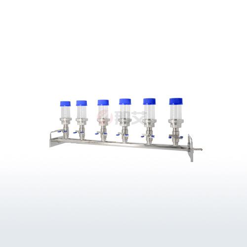 微生物限度过滤支架(6滤头)