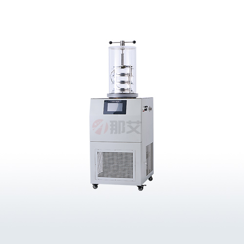 冻干机-大容量压盖型(-80℃;0.11㎡)