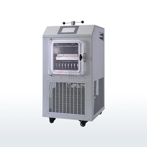 原位冻干机-电加热压盖型(-80℃,0.1㎡)
