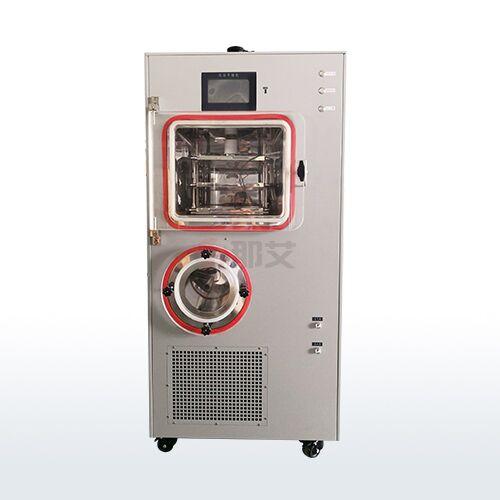 原位冻干机-硅油加热压盖型(箱仓分体式;-80℃;0.2㎡)