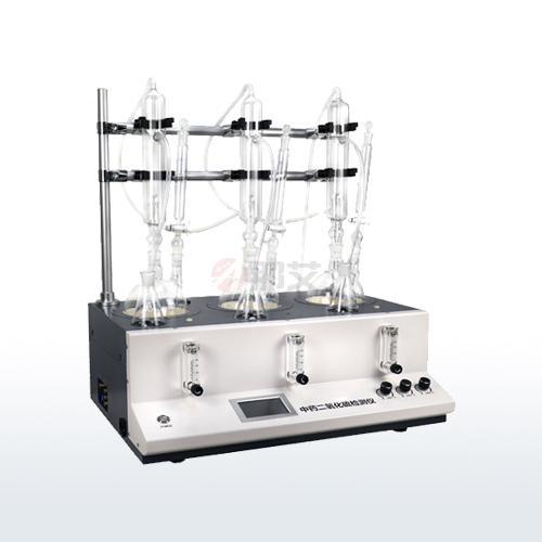 二氧化硫检测仪(三联)